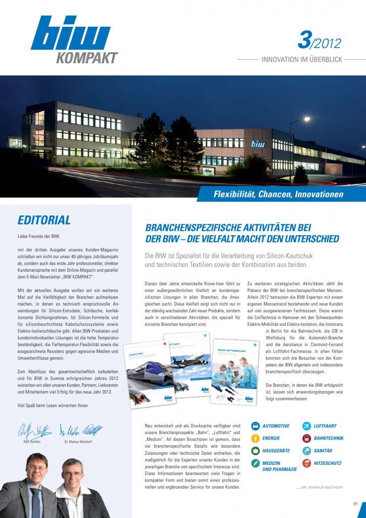 Ausgabe 3 | 2012
