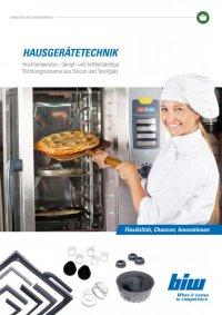 Branchenprospekt Hausgeräte