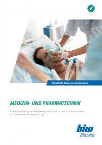 Branchenprospekt Medizin/Pharmazie
