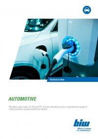 Branchenprospekt Automotive