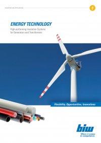 Branchenprospekt Energietechnik