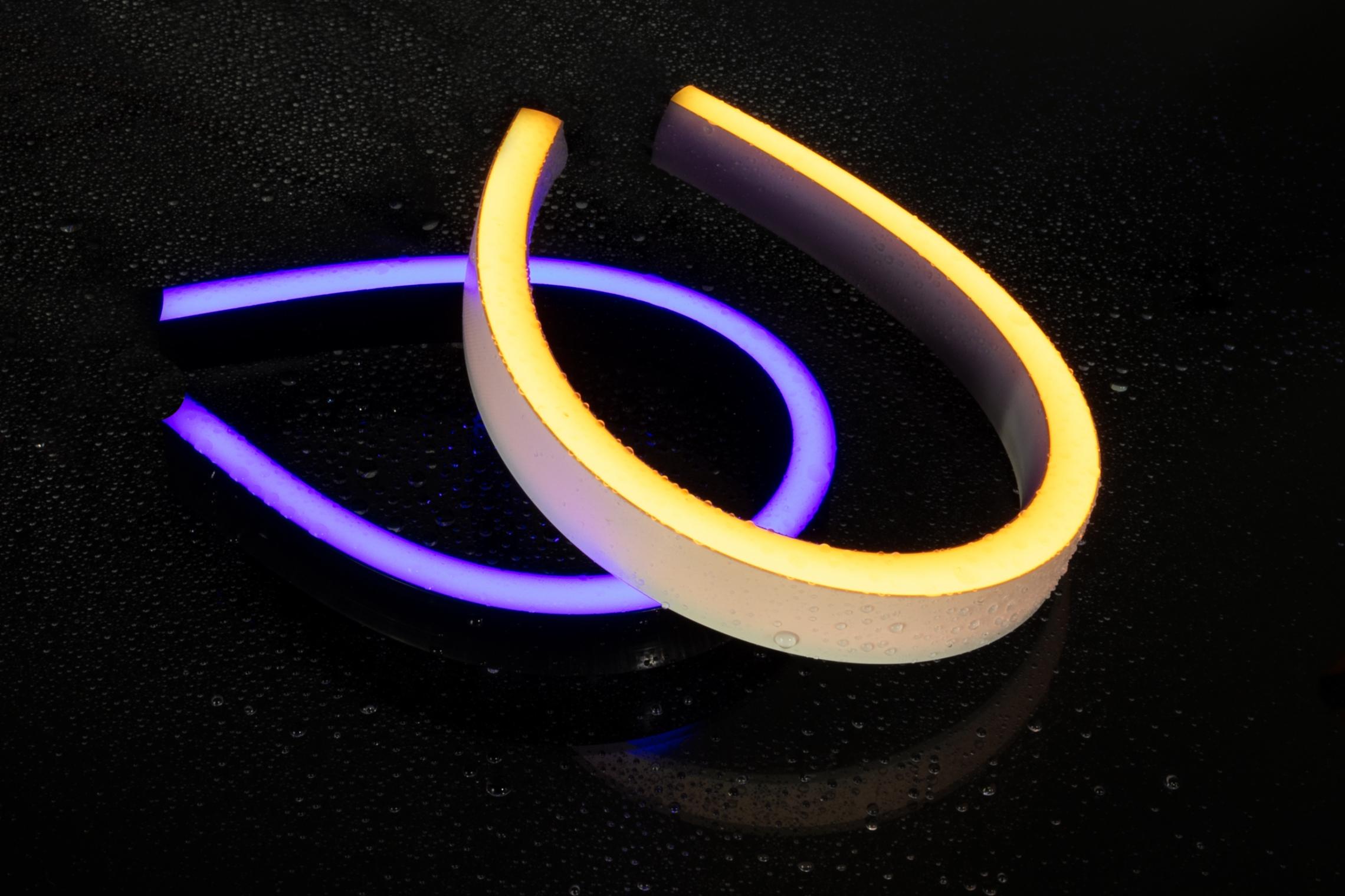 Silicon LED Profile