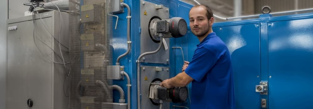 Industriemechaniker Fachrichtung Betriebstechnik (w/m/d)