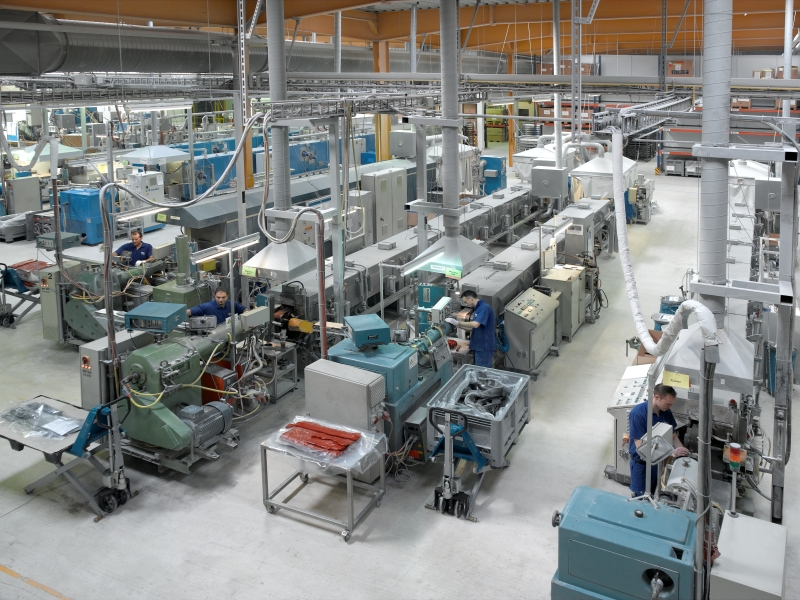 Werksstudent Manufacturing / Process Engineering (w/m/d)
