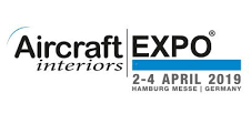 BIW auf der Aircraft interiors Expo in Hamburg