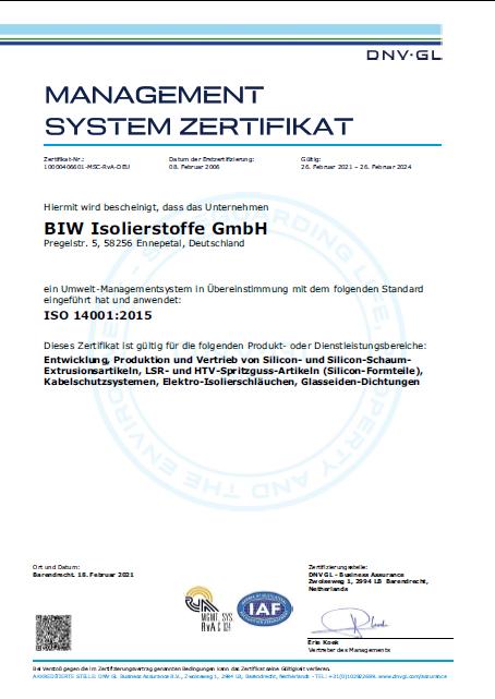 ISO 14001 (Umwelt)